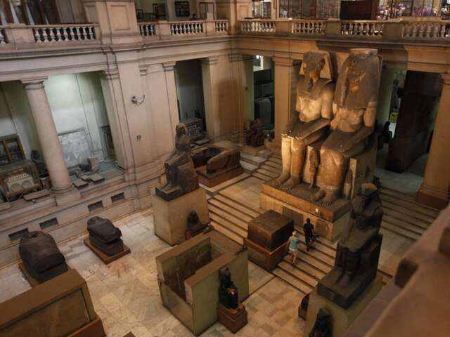 The Awe-Inspiring Contents of the Egyptian Museum