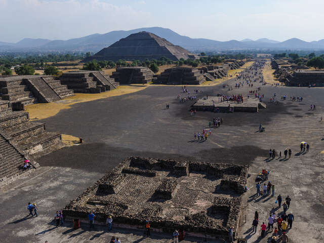 Teaotihuacan; A Pre-Hispanic City Whose Existence Still Confounds Historians