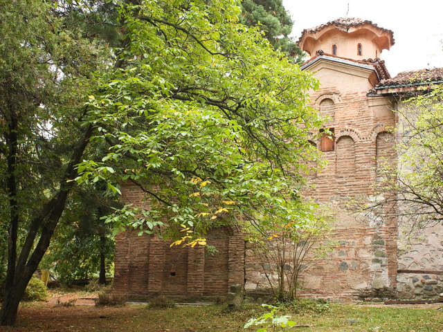 Boyana Church, a Religious Edifice From Middle Ages