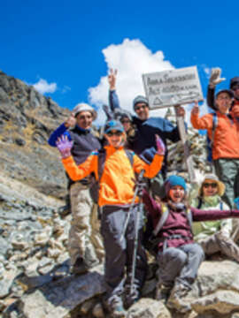 Salkantay - A Lodge-to-Lodge Trek To Machu Picchu