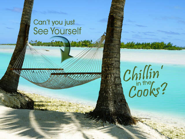 Chillin' in the COOKS - HOT Prices