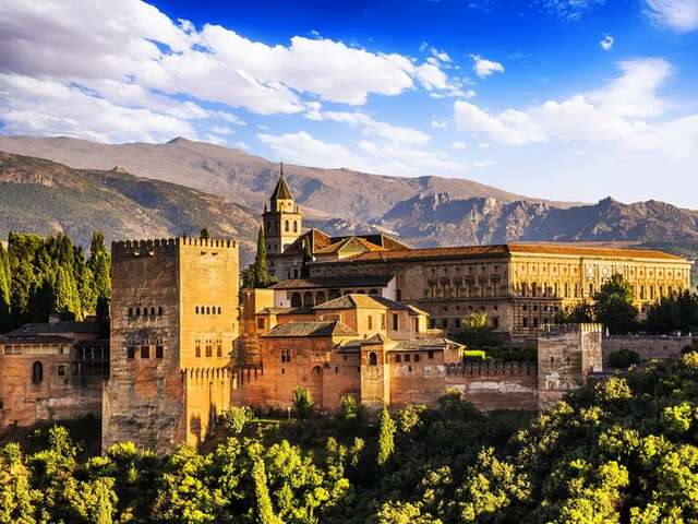 Relive History in Alhambra, Spain