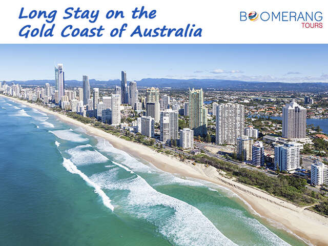Long Stay on the Gold Coast of Australia