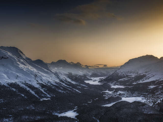 Revel in the Unrivalled Beauty of Engadine Valley, Switzerland