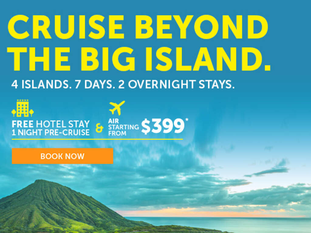 Year Round Ncl Hawai I Cruises Are Waiting For You