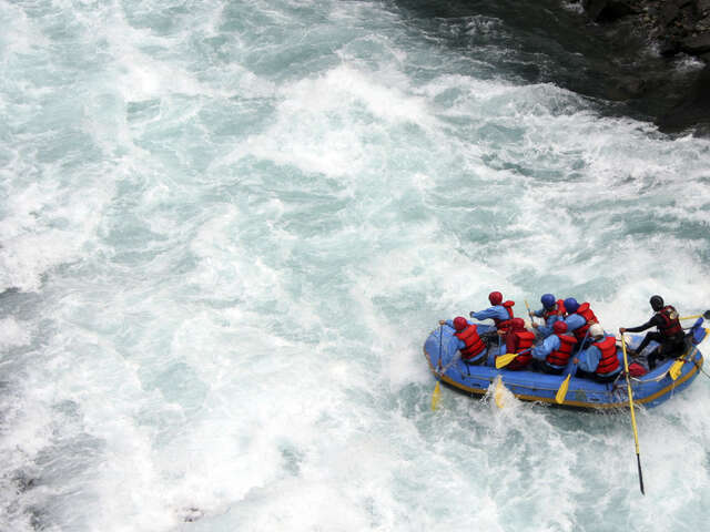 For the Adventurous: Whitewater Rafting at Tabuk, Kalinga's Chico River
