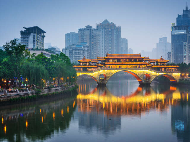 Chengdu, China, where dining is a pleasure