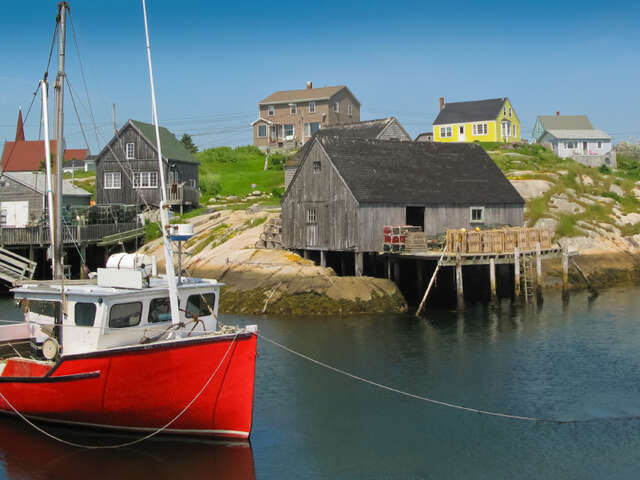 Save & Splurge: Here's to Halifax