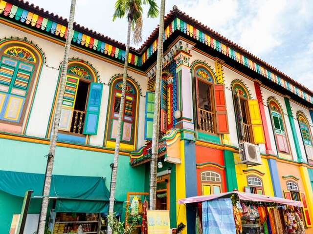 Enjoy an Authentic Indian Experience in Little India, Singapore