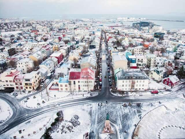 Soak it up and Steam it off in Reykjavík, Iceland