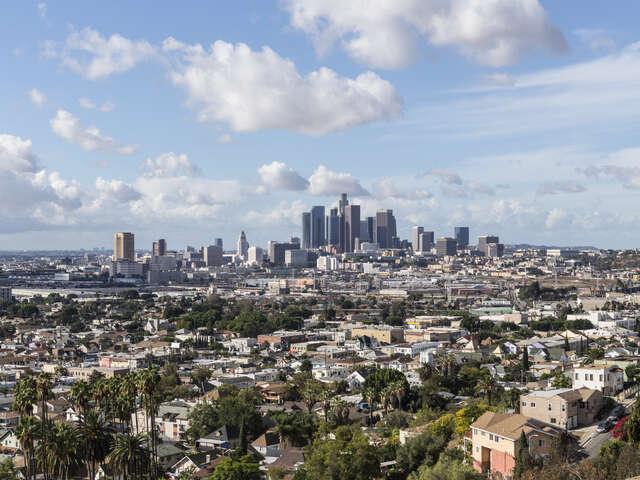 Los Angeles Eye Candy