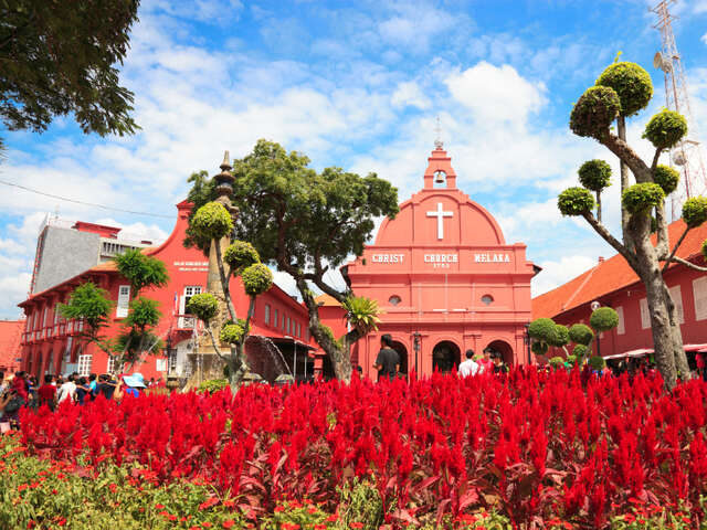 Malacca, Malaysia, a magnet for shoppers and foodies