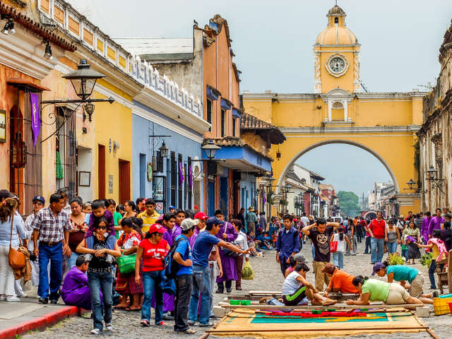 Get Intoxicated with the Beauty and Charm of Antigua, Guatemala