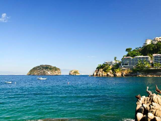 Finding your perfect stretch of sand won't be a problem around Puerto Vallarta