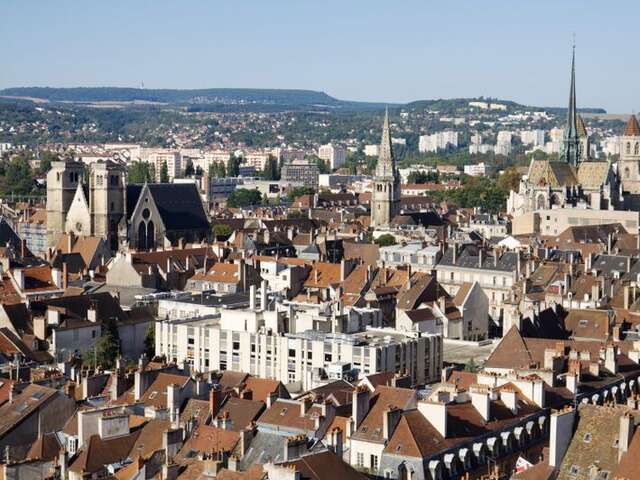 Dijon, France, a city that blends food and history perfectly