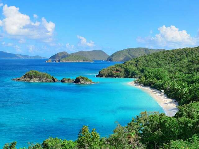 Virgin Island BC all inclusive