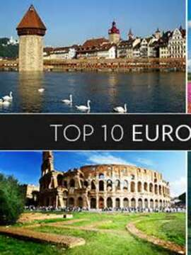 Europe Tour Packages from under $1000