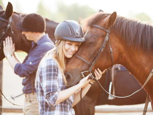 Go horseback riding in Pretoria, South Africa!