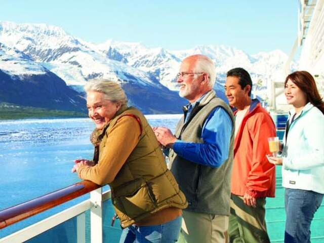 7 Night Alaska Hosted Cruise