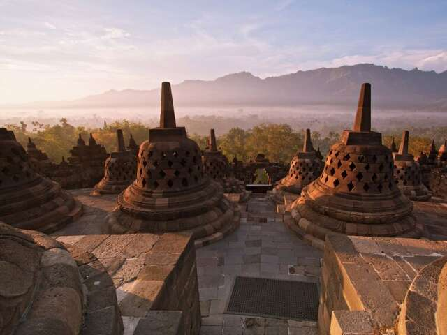 Yogyakarta, Indonesia, the heart and soul of Java