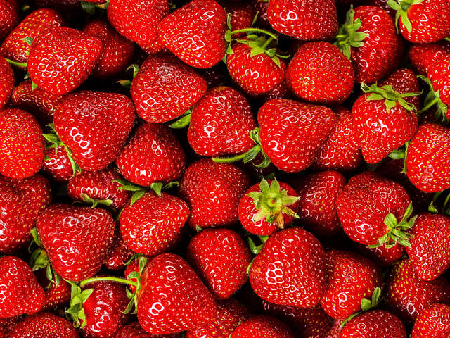 Head to Ponchatoula, Louisiana, for the annual Strawberry Festival