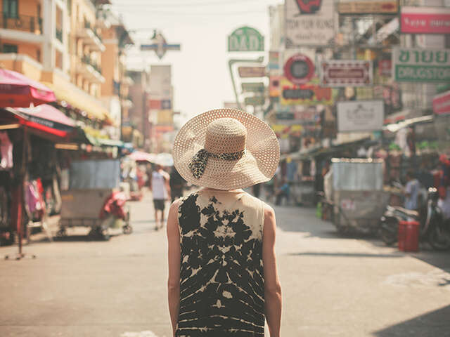 Things not to miss in Bangkok
