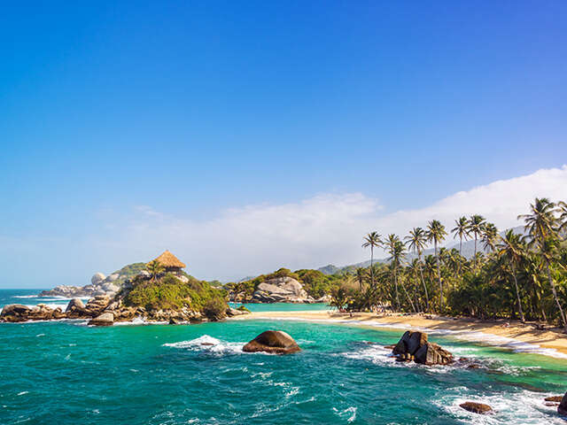 Colombia's Caribbean Coast & Lost City
