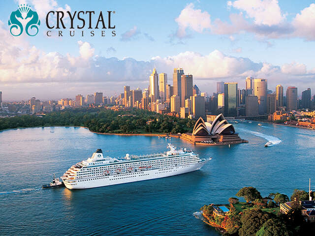 Crystal Cruises 2018 Itineraries