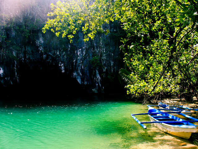 Puerto Princesa River in the Philippines, One of the World's Natural Wonders
