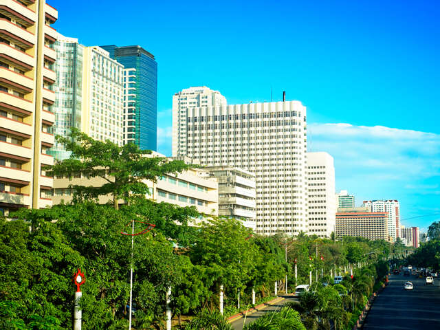 When visiting Manila, Philippines, you must stay at the historic Manila Hotel