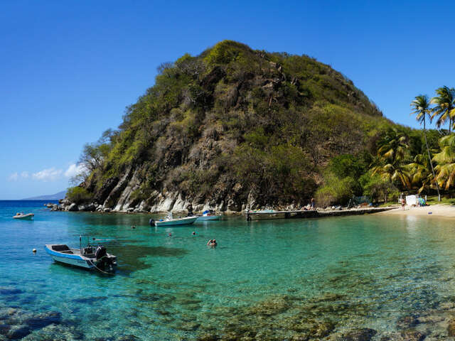 Learn French while enjoying the attractions of Guadeloupe