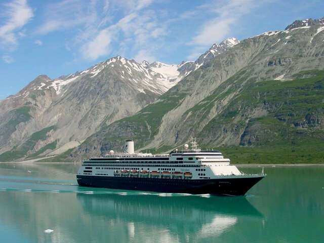 Plan a fall cruise to Alaska!