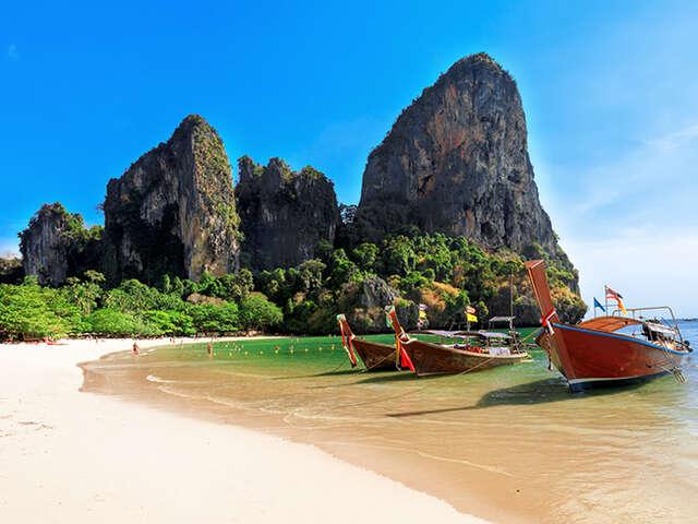 Thailand: A Seaside Paradise