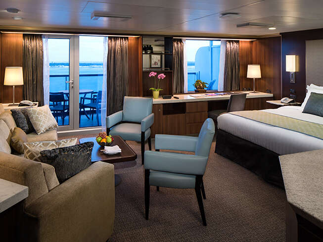 Suite Life is even sweeter with Holland America Line