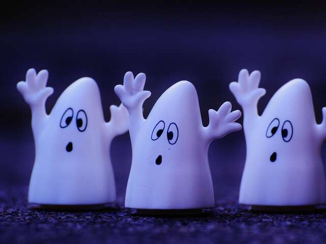 Boo! The Ghosts of Charleston