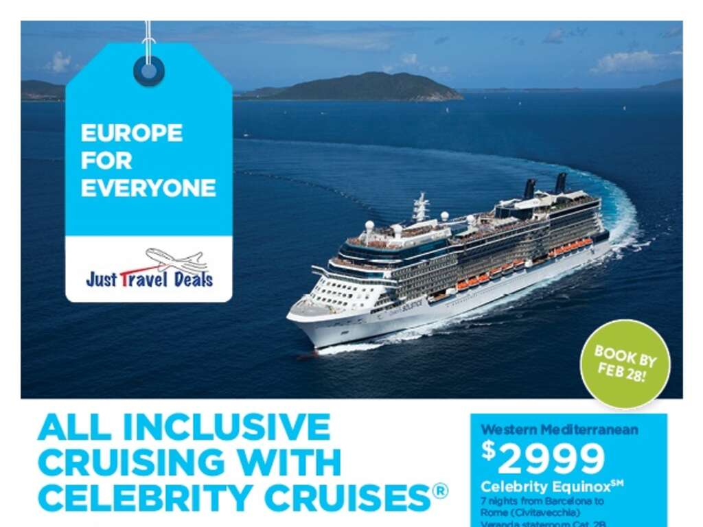 Celebrity Cruises Free Drinks And Gratuities