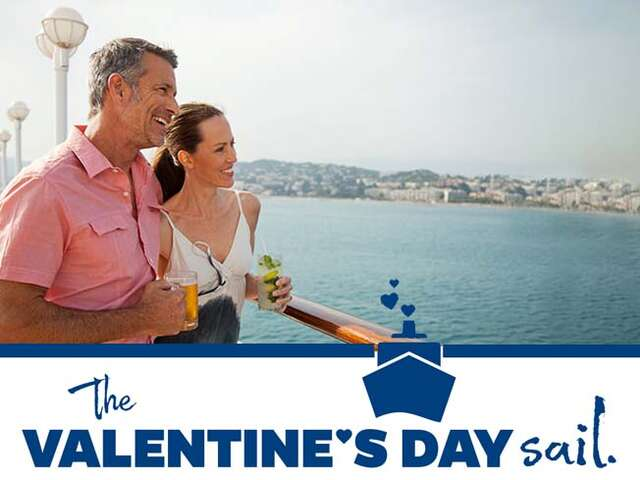 The Valentine's Day Sail