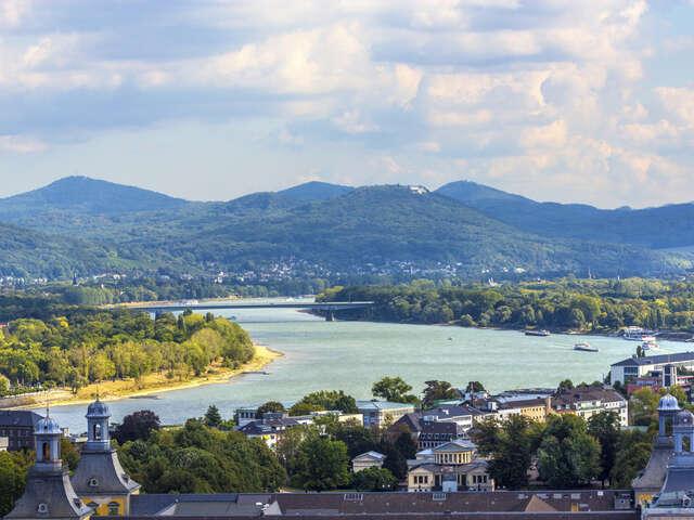 Visit Bonn, Germany, the birthplace of Ludwig van Beethoven