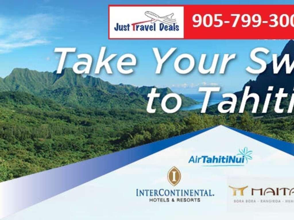 Take Your Sweetie To Tahiti