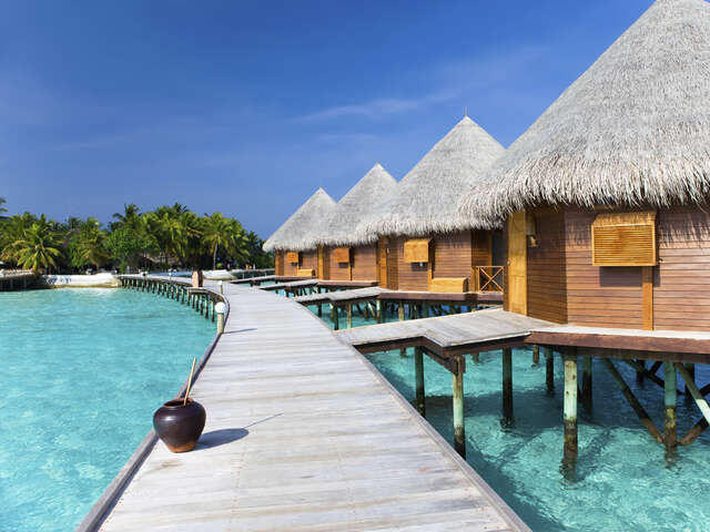Be Bewitched by Stunning Maldives