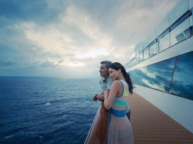 Celebrity Cruises - Go Big! Go Better! Go Best!