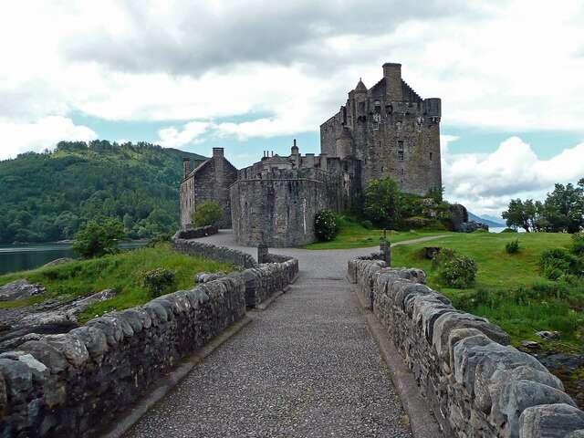 Visit Aberdeen Area's Best Castles