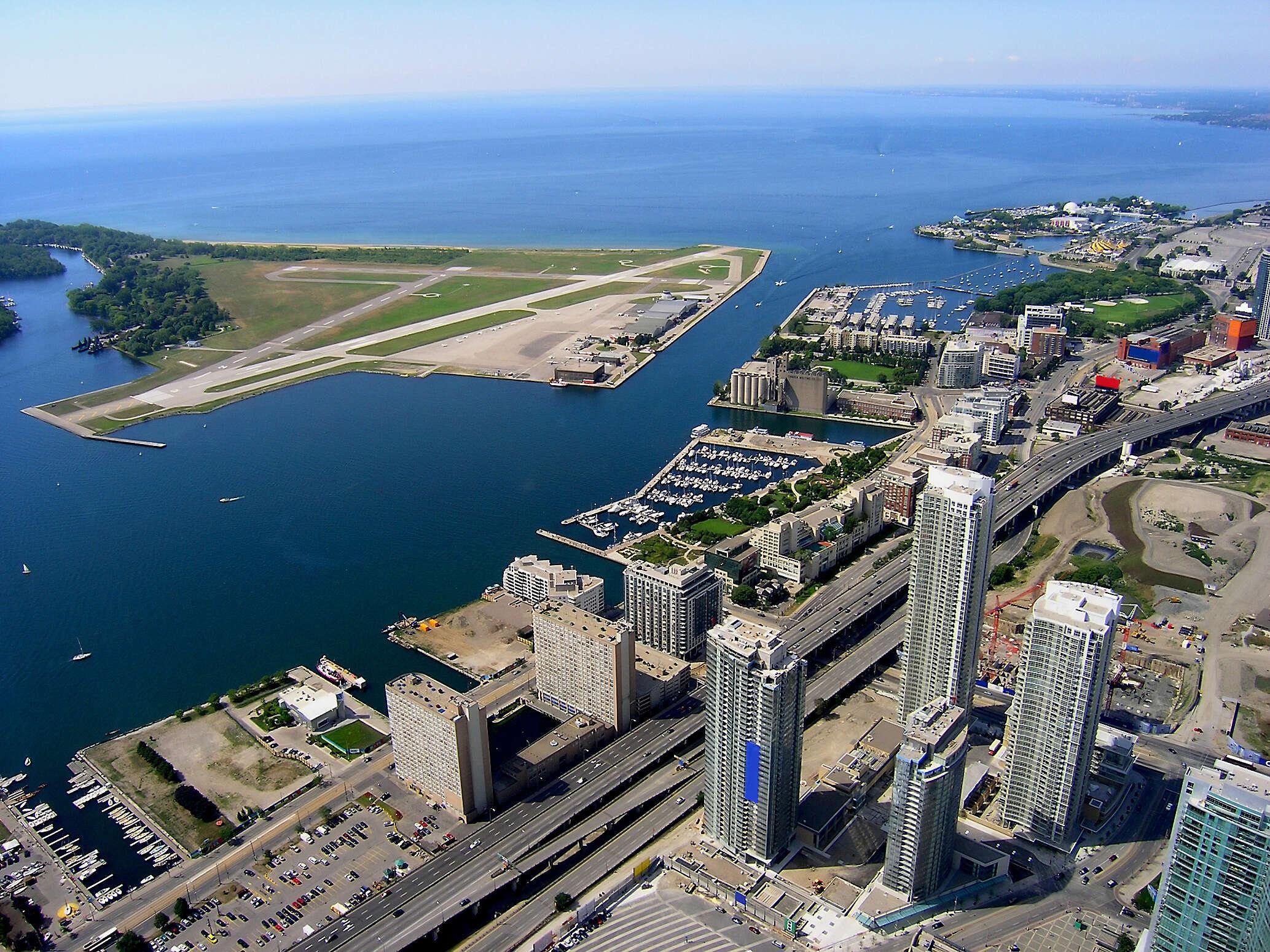 Toronto's Billy Bishop Airport Best