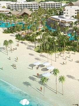The exclusive Secrets Cap Cana Resort & Spa