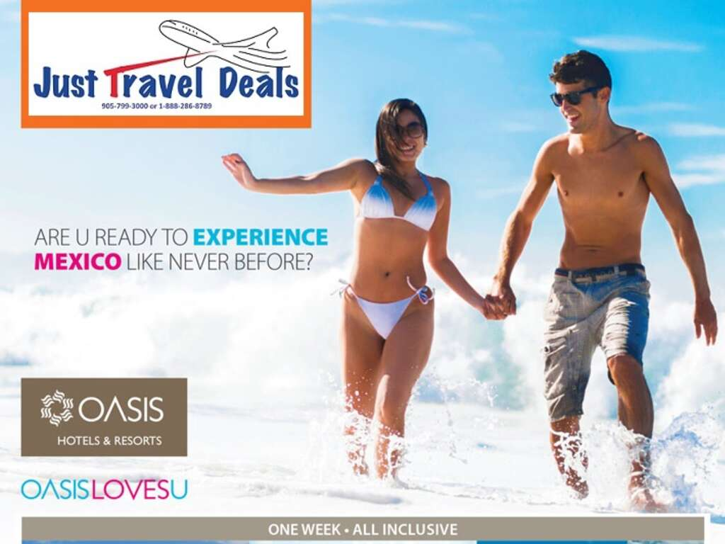 Experience Oasis Hotels Amp Resorts Vacations From 645