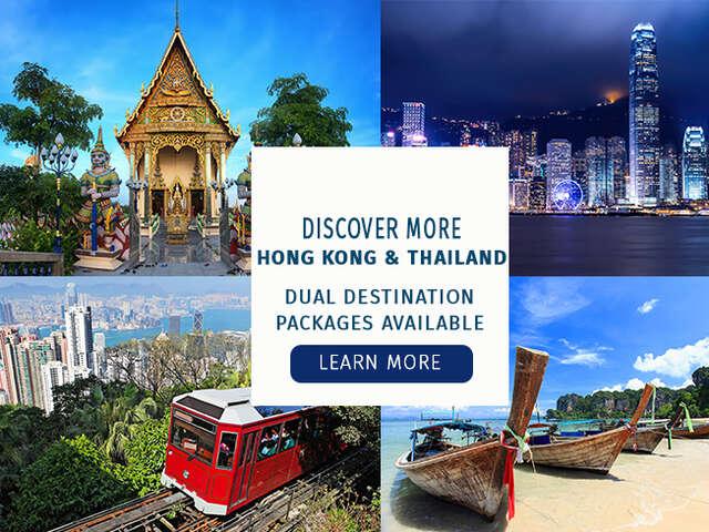 Experience Hong Kong & Thailand