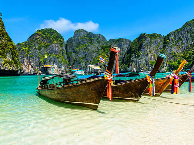 Hong Kong & Thailand Island Hopping Adventure