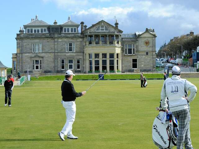 Scotland: St. Andrews is the Home of Golf and so Much More