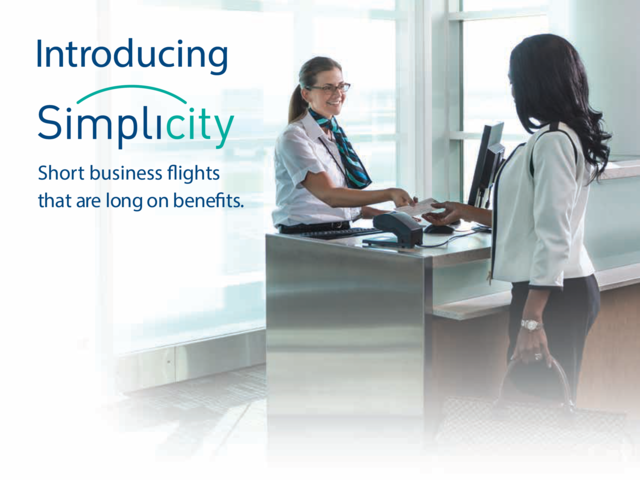 Introducing WestJet's Simplicity Program