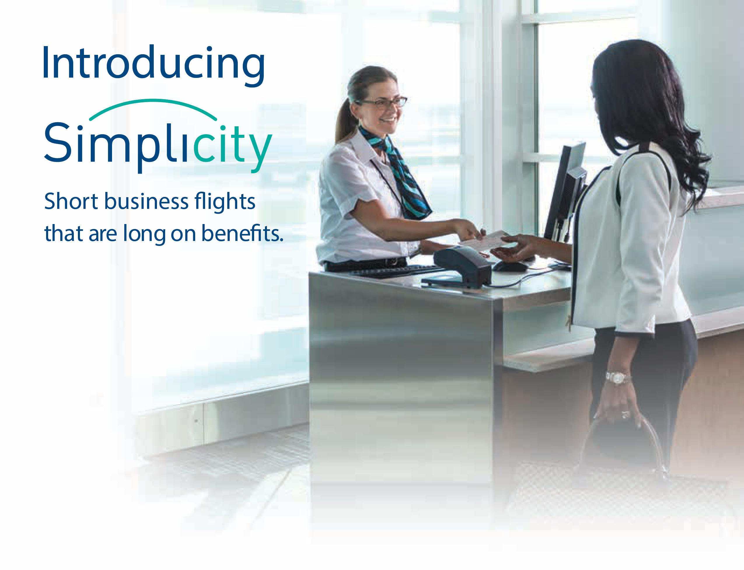 Introducing WestJet's Simplicity Program